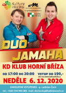 Duo JAMAHA v Horní Bříze 1